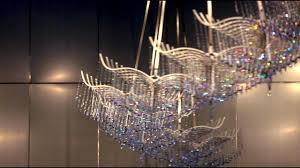 New Chandeliers New Chandeliers At The National Museum Of Singapore Youtube