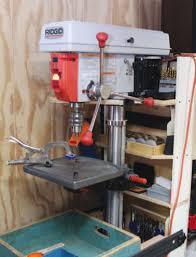 a one car garage dream shop canadian woodworking magazine