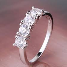 does the woman buy the s wedding band silver bogo free your choice 4 white topaz free shipping
