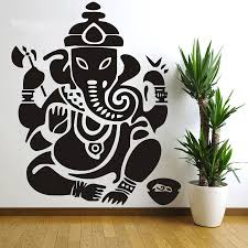 online buy wholesale ganapati wall stickers from china ganapati