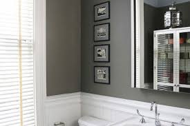 Wainscoting Over Bathroom Tile Can I Install Wainscoting Over Tile Apartment Therapy