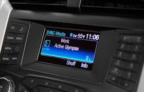 ford rolls out new aha radio glympse kaliki integration for sync