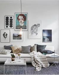 dessus de canape décoration murale du salon 8 idées pour personnaliser les murs