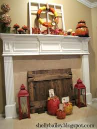 show me a halloween mantel diy decorating the heart of home