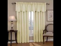 Valance And Curtains Eclipse Canova Thermaback Blackout Window Scallop Valance