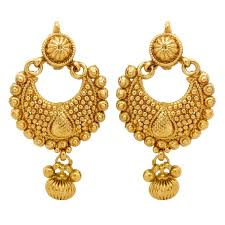 buy youbella gold plated dangle drop earrings for women online