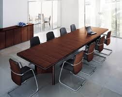 Contemporary Boardroom Tables Stylish Conference And Meeting Rooms In New York Photos Office E