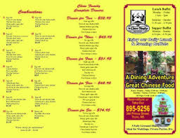 take out truro menu chow family restaurant