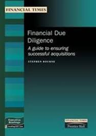 pearson education financial due diligence