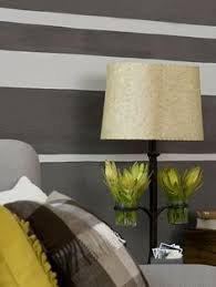 the yellow cape cod super smart way to paint stripes paint over