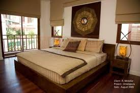 Balinese Interior Design Bedroom BaliThai Furniture And - Bali bedroom design