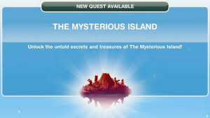 mystery island kitchen sims freeplay mysterious island quest