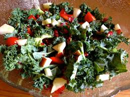 post thanksgiving detox salad