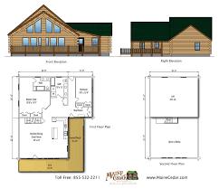 Lakeside Home Plans Lakeside Cedar Log Family Home Maine Cedar Log Homes