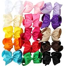 bows for large hair bows for ibiubiu 15pcs 7inch big bow