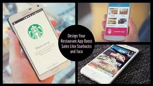 starbucks app android how much does an ios or android restaurant app cost to make quora