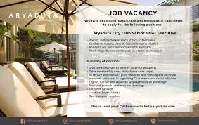 Interior Design Sales Jobs by Aryaduta Hotel Group Linkedin