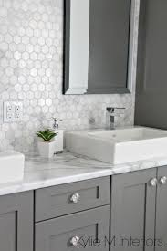 hexagon tile kitchen backsplash white hexagon tile bathroom best bathroom decoration