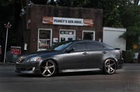 modified lexus is250 vossen wheels presents lexus is 350 on custom wheels lexus