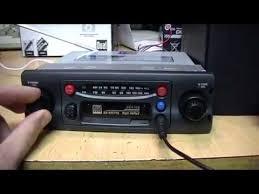 best black friday car audio deals dual xc4100 cassette car radio review u0026 test youtube