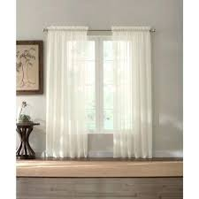 Plain White Curtains Curtains Curtain Ivory Laces Panels Dollars X Stunning