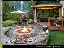 Backyard Firepit Ideas 762 Best Fire Pit Ideas Images On Pinterest Backyard Ideas