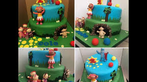 cbeebies in the night garden birthday cake youtube