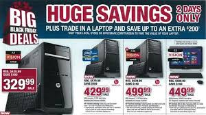 officemax black friday 2012 ad leaks laptop desktop tablet pc