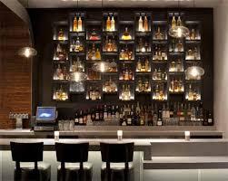 home bar interior 10 inspiring restaurant bars with modern flair bar displays