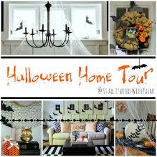 halloween front door idea