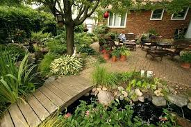Rustic Landscaping Ideas For A Backyard Rustic Landscape Design Ideas Decor Of Country Backyard
