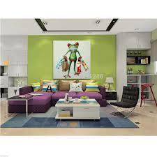 hand painted modern wall art picture living room home decor