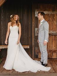 gorgeous wedding dresses 15 simple but gorgeous wedding dresses