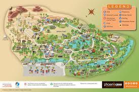 Phoenix Zoo Lights by Phoenix Zoo Readysetgo Maps Are Wise Pinterest Phoenix