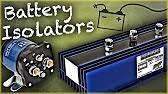 battery isolator 101 youtube