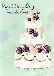 wedding day congratulations wedding day congratulations greeting card cards kates