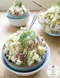 dill mustard potato salad with dill bliss dijon mustard eggs