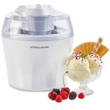 andrew james ice cream maker frozen yoghurt u0026 sorbet machine