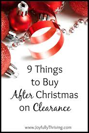 christmas clearance 9 things to buy after christmas on clearance