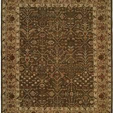 rustic rug western rug lodge rug handwoven soumak rug