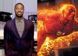 fantastic casting black actor human torch