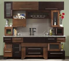 hand made cubist cabinets kitchen modern clean in tiger maple