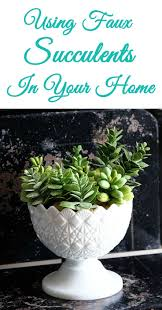 succulent planters for sale yard sale makeover no 4 u2013 milk glass succulent planter plants