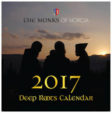 new liturgical movement norcia 2017 calendar available for free