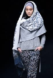 in pictures hijab fashion grabs the limelight at tokyo fashion