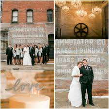 rustic urban industrial style wedding rustic wedding chic