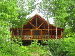 Bear Mountain Cottages by Black Bear Lodging In Hocking Hills Ohio