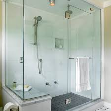 tudor house ensuite transitional bathroom vancouver by