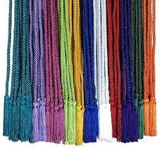 graduation cords cheap graduation honor cords chainettes tassel depot