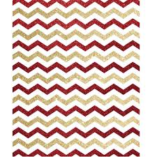 Chevron Print Area Rugs by Red And Gold Glitter Chevron Printed Backdrop Backdrop Express